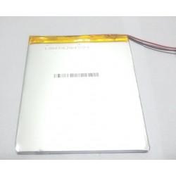 Bateria Wolder OREGON 3,7 v 6500mAh 146x105x2.5mm