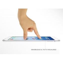 Protetor de tela tablet de 7 polegadas 186 x 104 milímetros vidro flexível