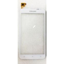 Tela sensível ao toque ZUUM E50 F-wgj50048-v2 touch