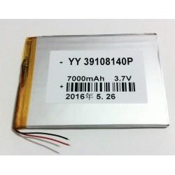 Bateria Sunstech TAB101DC CA107QCBT TAB107QCBT