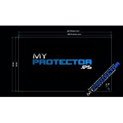 Protetor ecrã UNIVERSAL 10 polegadas