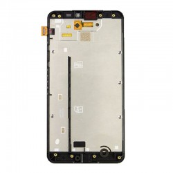 Tela cheia Microsoft Lumia 640 XL LCD e touch