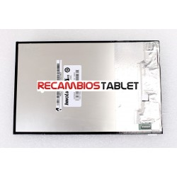 Tela LCD N070ICN GB1 Rev A0 A2 B1 C1