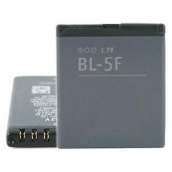 Bateria Nokia BL-5F BL5F E65 E-65 E 65 N95 N-95 N 95 N96