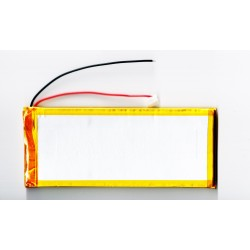 Bateria 3800mAh para tablet 125 x 41 x 3,5 mm