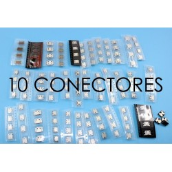 10 Conectores microusb para Tablet e smartphone