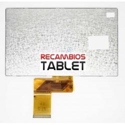 KR070PE7T Tela DISPLAY LCD