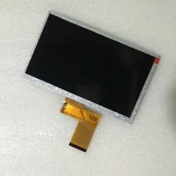 Tela LCD tablet freelander K700 K800 K70 DISPLAY