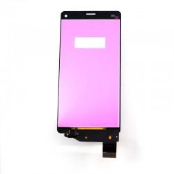 Tela cheia Sony Xperia Z3 Mini Compacto D5803 D5833 toque e LCD
