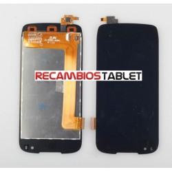 Tela cheia Kazam Thunder 345 touch e LCD