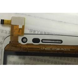 Tela sensível ao toque LT-050C-497GAA-FPC01V3 reposição touch
