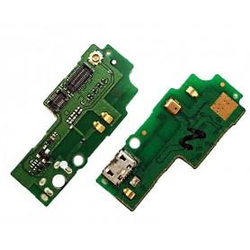 Conector flex Honra 3X G750 microfone e vibrador