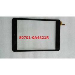 Tela sensível ao toque HP COMPAQ 80701-0B4821A 80701-0A4821R 90378-004821D MA782Q6