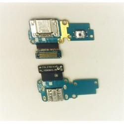 Flex conector carga Samsung Tab Galaxy S2 8 T710 placa microUSB