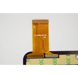 Tela sensível ao toque Wolder Colors 7 XC-PG0700-037 FPC