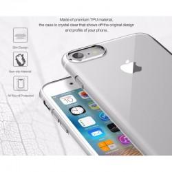 Luva gel TPU para HTC M10 ultra fina