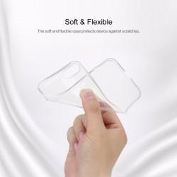 Luva gel TPU para HTC M9 ultra fina