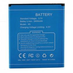 Bateria para DOOGEE X5 reposição