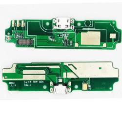 Flex Conector de Carga Xiaomi Redmi 4A placa USB