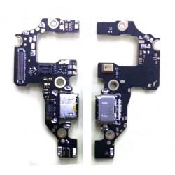 Conector de carregamento Flex Huawei placa USB P10