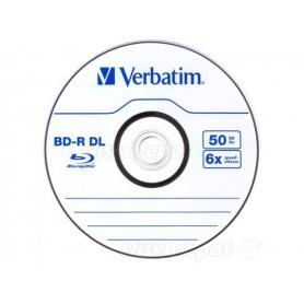 Verbatim Blu-Ray de CAMADA DUPLA DL 6x 50GB