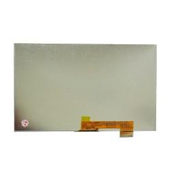Tela LCD Wolder miTab Alabama 3G AL0252B