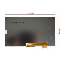 Tela LCD Billow X700p AL0203B