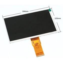 Tela LCD Woxter DX 70 e i-Joy Aurix HD