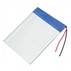 Bateria Wolder miTab IRON