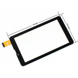 Tela sensível ao toque Selecline QC 8GB 861896 3G YJ123FPC-V0