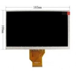 Tela LCD Wolder MiTab Funk / Sky / 50 BL