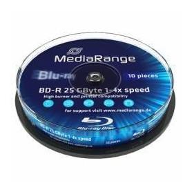 BD-R SL 25GB 4x MediaRange (10)