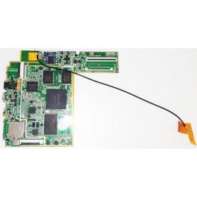 Placa-mãe PC7588A_V1.1 com um cabo de antena e parafusos Wolder miTab JUMP