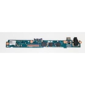 Placa TF700K SUB BOARD KEY REV 1.6 E97564 com parafusos Asus Transformer Pad Infinity TF700 TF700T
