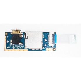 Placa conector de fones de ouvido TOPWISE-013 E788-EARBOARD Woxter Nimbus 80 Q