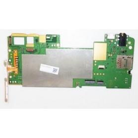 Placa-mãe LVP5 GA-399 REV:1A, com botões de volume e power e com parafusos Lenovo A5500-F