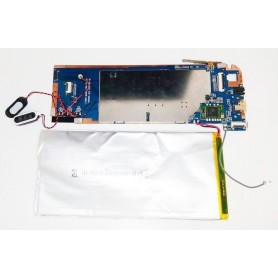Placa-mãe E788H-MAINBOARD-V2.0.0 orador, botões de power e volume WOXTER NIMBUS 80QB