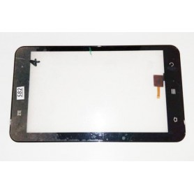 Tela de toque com quadro ZTE Light Tab 2 V9A