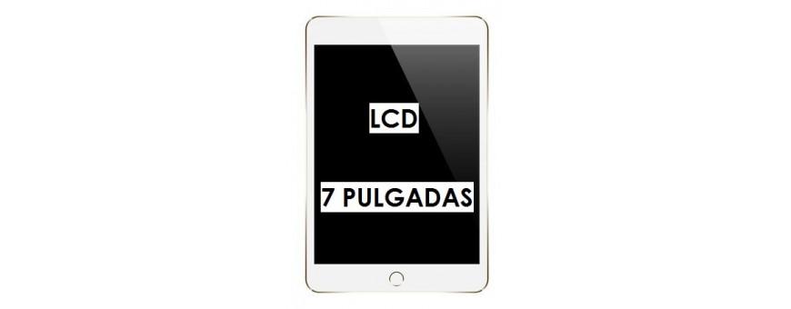 PANTALLAS LCD 7 PULGADAS